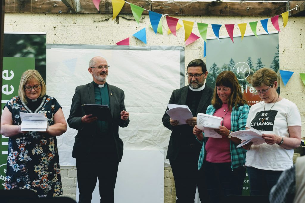 Jubilee's pilot church partnership programme has been launched and we're excited to see what God does with it.
