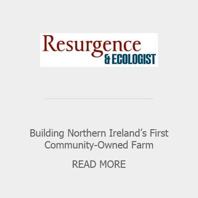 Based in Cornwall, Resurgence & Ecologist offers positive perspectives on a range of engaging topics covering ecology, social justice, philosophy, spirituality, sustainable development and the arts - an eclectic mix that cannot be found anywhere else.