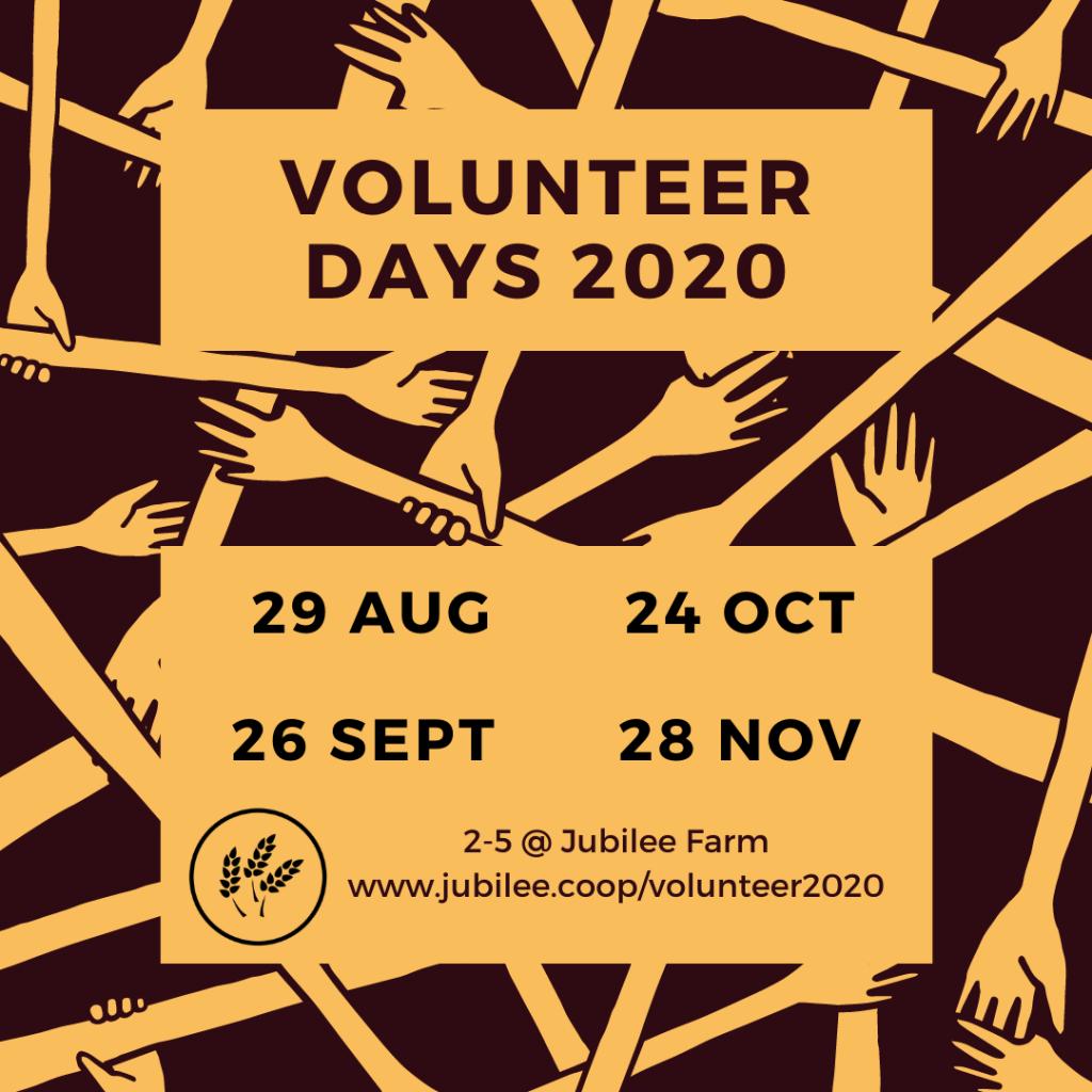 Volunteer Days 2020
